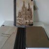 Funda para libreta Catedral de Burgos