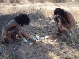 El bolso en la Prehistoria